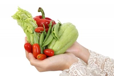 huerto frutas y verduras