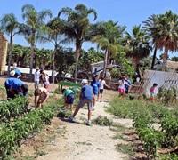 huerto granja escuela malaga