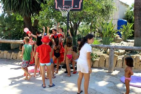 gymkana campus de verano